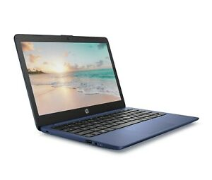 HP Stream 11.6in Celeron 2GB 32GB Cloudbook - Blue Laptop