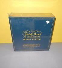 New1984 Jaymar Trivial Pursuit Original Genus Edition Game Jigsaw Puzzle