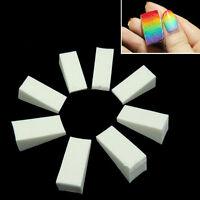 8X Gradient Nails Soft Sponges for Color Fade Manicure Nail Art Tools   R
