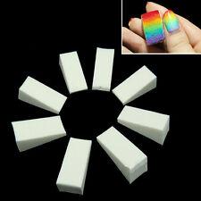 8X Gradient Nails Soft Sponges for Color Fade Manicure Nail Art Tools ZG