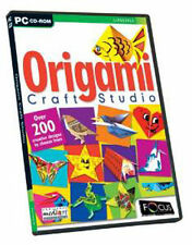 Origami Craft Studio  (PC CD ROM) •SHIPPING •ALWAYS FAST •ALWAYS FREE•
