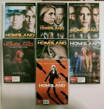 Homeland Complete Seasons 1 - 7 DVD - 28 Discs - Region 4