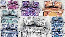 30 PC Wholesale Lot Indian Cotton Pillow Cover Sham Mandala Cushion Cover