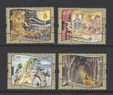 China Macau 2018 寓言故事 stamp  Classic Fables and Tales stamp