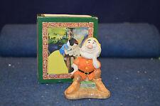 Lovely Royal Doulton Walt Disney ''Doc'' Figurine SW 10 With Free Box RD6067