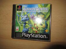 activité Centre - Disney Pixar - A Bugs Life - SONY PS1 - COMME NEUF Collectors
