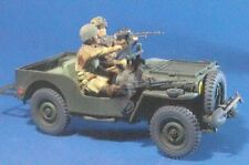 "Resicast 1/35 British Airborne Jeep ""Recce"" Conversion WWII (for Bronco) 351153A"
