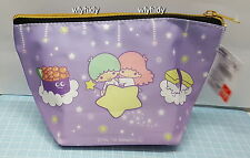 Sanrio Little Twin Stars Polyester Zip Bag #2 Japan Limit