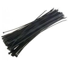 Set 100 Pezzi Fascette Stringenti in Plastica Nylon Cavi 3,6x150mm Linq Nct-3615