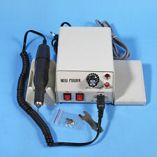 Dental Lab Marathon Micromotor Drill Polisher N2 35K PRM Polishing Handpiece UK