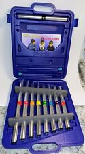 Chimalong Tubetones Woodstock Complete Set With Extra 7B Tube, Music Book & Case