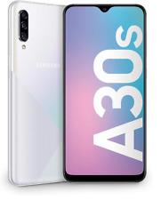 Samsung Galaxy A30s SM-A307F 64GB Prism Crush White Ohne Simlock Dual Sim NEU