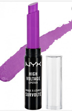 NYX HIGH VOLTAGE LIPSTICK PURPLE SHADE TWISTED NEW AND SEALED