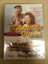 The African Queen (Dvd, 1951) English and Chinese - Brand New