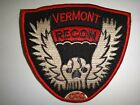 Vietnam War US 5th Special Forces Group MACV-SOG RT VERMONT RECON CCC Patch