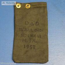 Aust SMLE Enfield No1 Mk3 303 Rifle Canvas Muzzle Cover