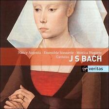 Bach: Cantatas (CD, Jan-2000, 2 Discs, Angel Records) Johanna Sebastian