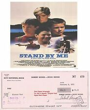 ROBERT REINER  FILM  STAR ACTOR DIRECTOR  SIGNED BANK CHEQUE / CHECK  1973  RARE