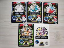 Pokemon Bandai Cardass Sealdass Sticker Cards Japanese Pocket Monster Vintage