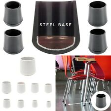 RUBBER FERRULES Chair Stool Table Feet Grip Tip End Caps - Made in Germany