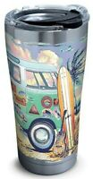 Tervis 16 oz Surfboard Margaritaville Tumbler Mug Stainless Steel Travel Cup Lid