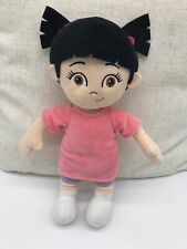 """DISNEY SPIN MASTER 11"""" BOO MONSTERS INC DOLL SOFT TOY PLUSH"""