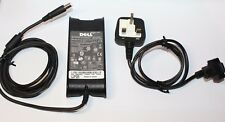 GENUINE DELL PA-1650-06D3  LA65NS0-00  0DF263  19.5V AC Adapter WITH Power Lead