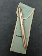 Tiffany & Co. Streamerica Ballpoint Pen. 925 Sterling Silver