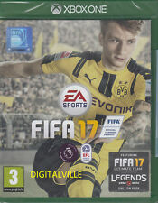 FIFA 17 Xbox One Brand New Factory Sealed Soccer game
