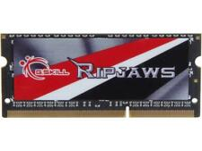 G.SKILL Ripjaws Series 8GB 204-Pin DDR3 SO-DIMM DDR3 1866 (PC3 14900) Laptop Mem