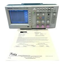 Tektronix Tds2012b 2 Ch Dig Storage Oscilloscope Calibrated Bent Switch