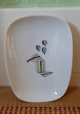 ROSENTHAL Kunstabteilung Selb Schale Design Hilda Sandtner - handbemalt !!! A86