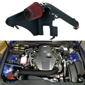 For 2016-2017 Lexus IS200T RC200 IS300 2.0L  Aluminum 3'' Cold Air Intake System