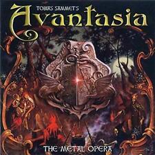 Avantasia - Metal Opera Pt. I (Phd Exclusive Clear Orange Vinyl) - Double LP