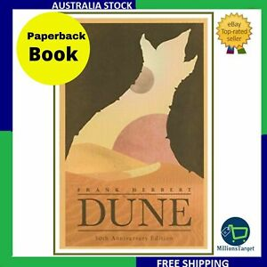Dune Paperback Book By Frank Herbert With Free Shipping
