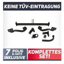 Für Citroen Berlingo II 4380 mm 08-18 Anhängerkupplung starr+E-Satz 7p