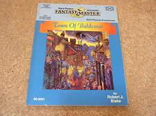 Fantasy Master Town of Baldemar accessory
