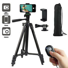 Tripod Stand Mount Digital Camera Camcorder Phone Holder For iPhone DSLR SLR