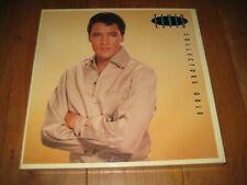 3 CD box Elvis Presley 40 tracks inclusief boek (4538)