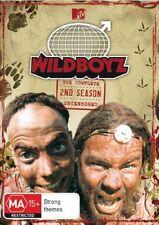 Wildboyz : Season 2 (DVD, 2006, 2-Disc Set) Brand New & Sealed Region 4