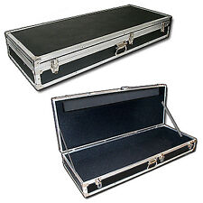 Light Duty Carpet Lined Ata Case For Korg Microkorg Micro Korg Xl Synth Keyboard