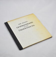 Lichtkontraste und ihre Überwindung von Jenö Dulovits (1942) Josef Gottschammel