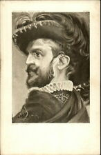 Metamorphic Fantasy - Don Juan AS Damm c1910 Postcard gfz
