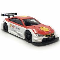 1:43 BMW M4 Motorsport DTM Racing Car Model Metal Diecast Toy Vehicle Collection