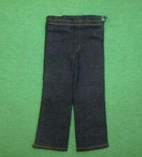 Vintage Ken Doll Clothes - MOD Era Ken 1720 Way-Out West Jeans