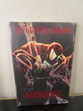 SPIDER-MAN MASQUES HC Hardcover Todd McFarlane *Sealed~