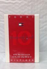 Tommy Girl 10 Perfume for Women Tommy Hilfiger Eau De Toilette 1.7 oz NEW IN BOX