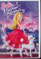 DVD Barbie A Fashion Fairytale