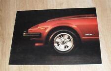 Datsun / Nissan 280ZX - Original 280 ZX Brochure 1979