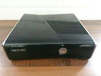 Xbox 360 S Slim Console Only No Hard Drive - Ideal Replacement